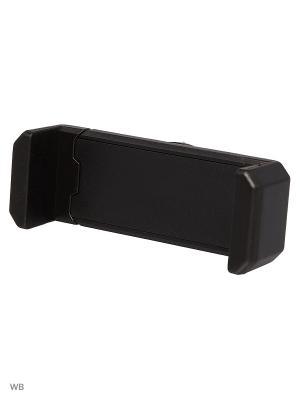 Универсальный автодержатель в дефлектор PhoneArtist. Цвет: черный, серый