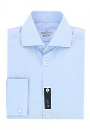 Рубашка VAN LAACK. Цвет: голубой