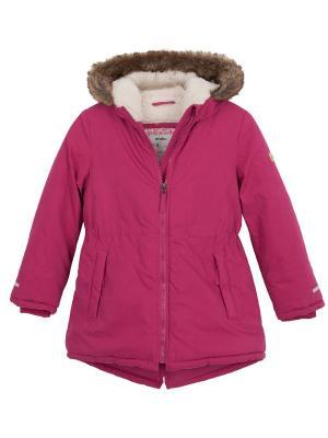 Куртка зимняя Endo. Цвет: фуксия
