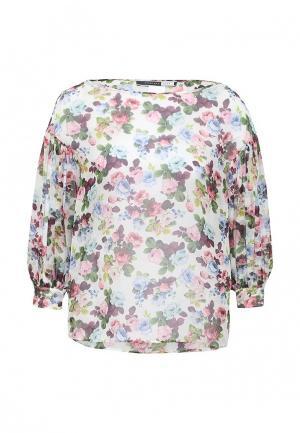 Блуза Sportmax Code. Цвет: разноцветный