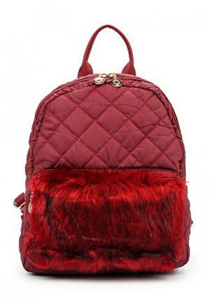 Рюкзак Chantal. Цвет: бордовый
