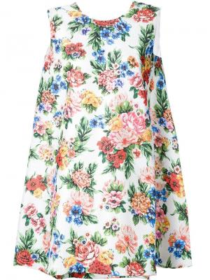 Платье Presley Emilia Wickstead. Цвет: белый