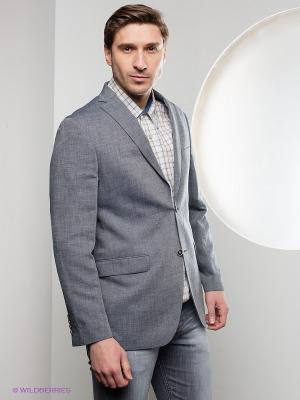 Пиджак MONDIGO. Цвет: темно-серый