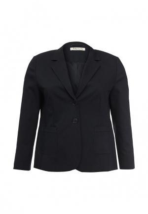 Пиджак Betty Barclay. Цвет: синий