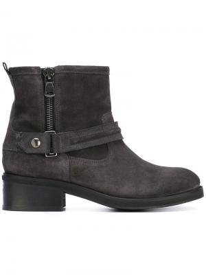 Ботинки Dalida Nubikk. Цвет: серый
