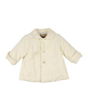 Куртка LA STUPENDERIA. Цвет: белый