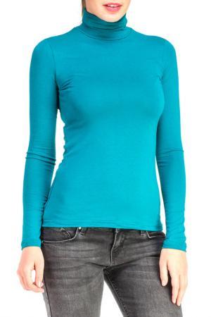 Водолазка Rocawear. Цвет: голубой