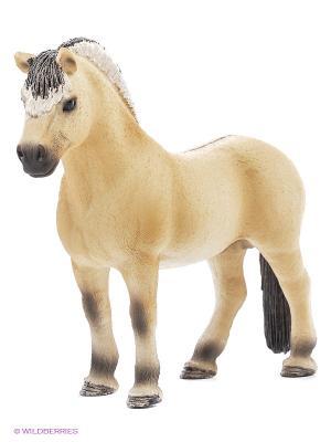Фиордская лошадь SCHLEICH. Цвет: бежевый