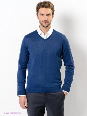 Пуловер Giovane Gentile. Цвет: фиолетовый