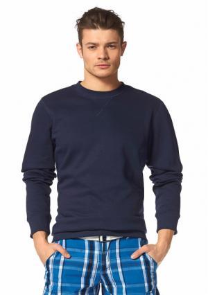 Толстовка JOHN DEVIN. Цвет: светло-серый/меланжевый, темно-серый/меланжевый, темно-синий