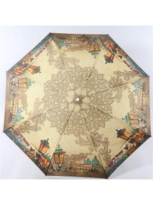 Зонт Zest. Цвет: оливковый,коричневый,темно-серый,темно-бежевый