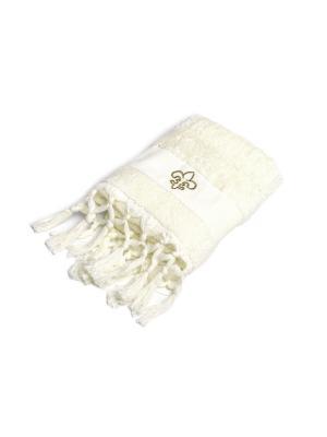 Полотенце для ванной 50х80 см Aufollien Provence WESS. Цвет: бежевый
