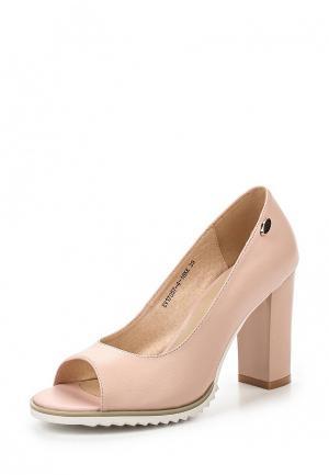 Туфли Evita. Цвет: розовый