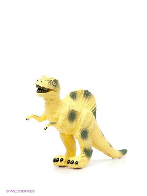 Динозавр Спинозавр Amico. Цвет: желтый