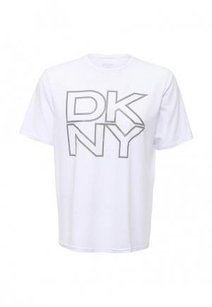 Футболка DKNY. Цвет: белый