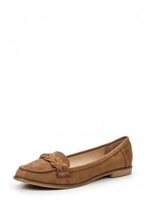 Туфли Dorothy Perkins. Цвет: коричневый