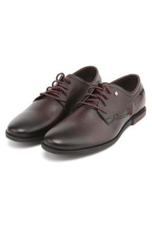 Туфли Zumita. Цвет: коричневый