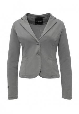 Пиджак Phard. Цвет: серый