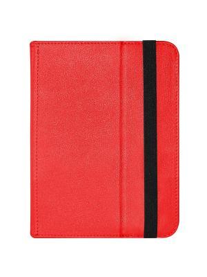 Чехол для планшета универсальный 10 дюймов IQ Format. Цвет: красный