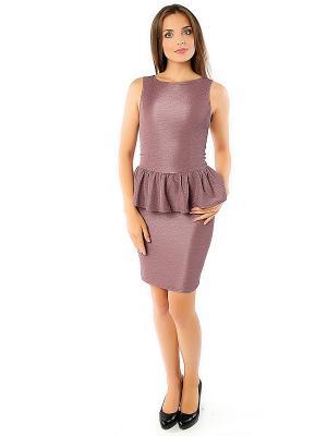 Платье Spicery. Цвет: сиреневый