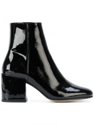 Ботинки Gigi Roma Nubikk. Цвет: чёрный
