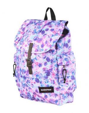 Рюкзаки и сумки на пояс EASTPAK. Цвет: сиреневый