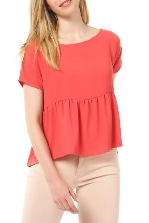 Блуза American Vintage. Цвет: красный
