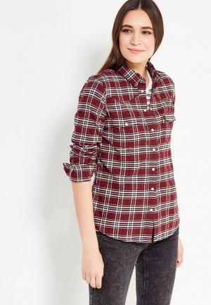 Рубашка Levis® Levi's®. Цвет: бордовый