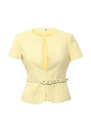 Жакет adL. Цвет: желтый