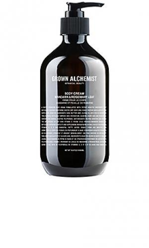 Крем для тела Grown Alchemist. Цвет: beauty: na