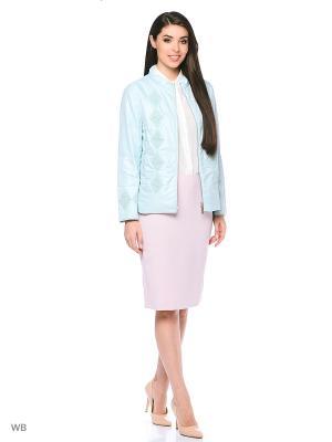Куртка Romantic Collection.. Цвет: бирюзовый