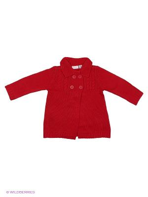 Пальто CHICCO. Цвет: красный