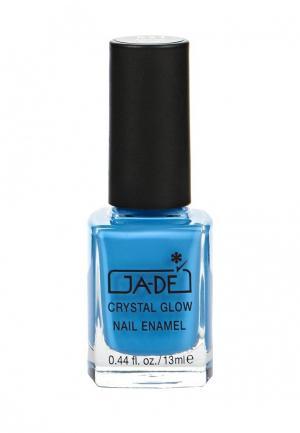 Лак для ногтей Ga-De. Цвет: голубой