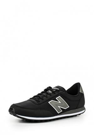 Кроссовки New Balance. Цвет: черный