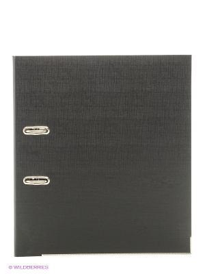 Папка-регистр А4, 5 см., черный Centrum. Цвет: черный