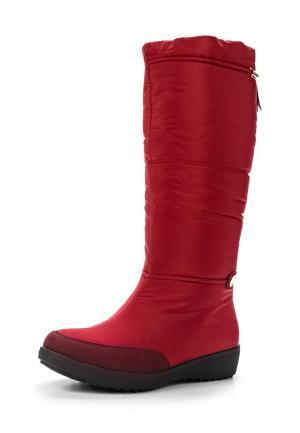 Дутики Dino Ricci Trend. Цвет: красный