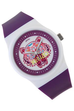 Наручные часы Kenzo. Цвет: multicolor