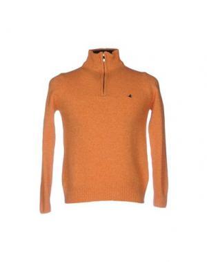 Водолазки BROOKSFIELD. Цвет: оранжевый