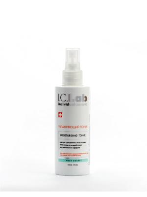 Увлажняющий тоник I.C.Lab Individual cosmetic. Цвет: белый