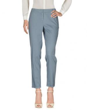 Повседневные брюки -A-. Цвет: грифельно-синий
