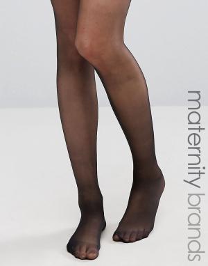 Falke Колготки для беременных Maternity. Цвет: черный