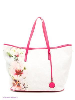 Сумка Baon. Цвет: молочный, розовый