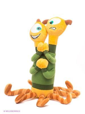 Игрушка Терри и Тэрри Disney. Цвет: светло-коричневый, зеленый