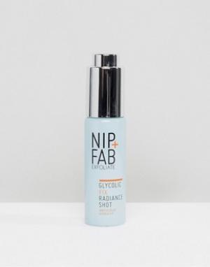 Nip+Fab Средство Nip + Fab Glycolic Fix Radiance Shot эксклюзивно для ASOS. Цвет: бесцветный
