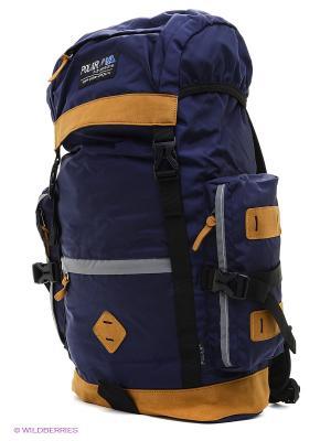 Рюкзак Polar. Цвет: темно-синий