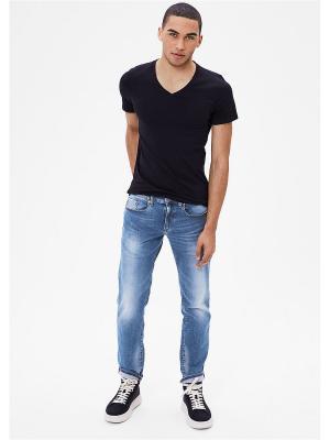 Джинсы, Close Slim: Helle Jeans S.OLIVER. Цвет: голубой
