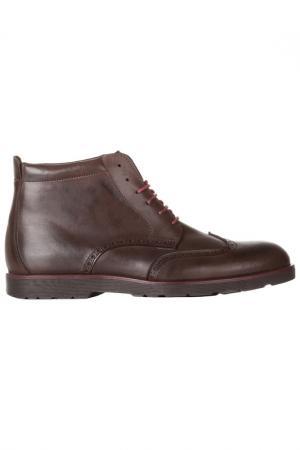 Boots CASTELLANISSIMOS. Цвет: coffee