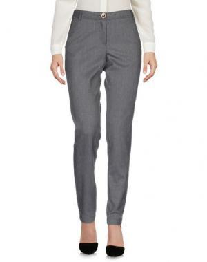 Повседневные брюки 22 MAGGIO by MARIA GRAZIA SEVERI. Цвет: серый