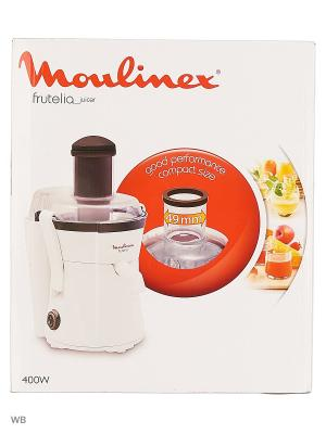 Кухонный комбайн Moulinex FP513125 750Вт белый. Цвет: белый