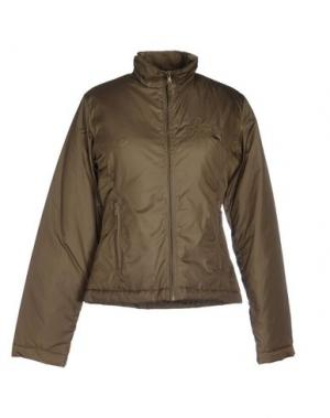 Куртка BACI & ABBRACCI. Цвет: зеленый-милитари